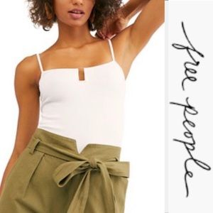 NWT Free People Be My Baby Cami M/L